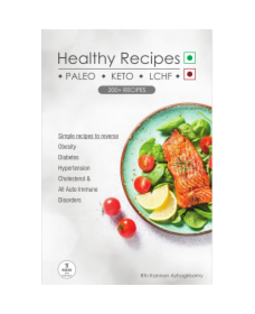Healthy Recipes (paleo) in English veg a...
