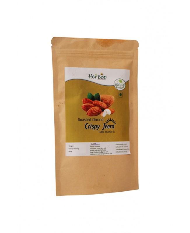 Roasted Almond Crispy Jeera
